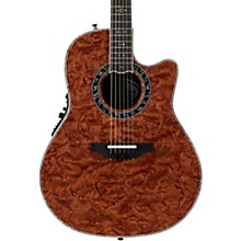 Ovation C2079AXP Exotic Wood Legend Plus Waterfall Bubinga Acoustic-Electric Guitar