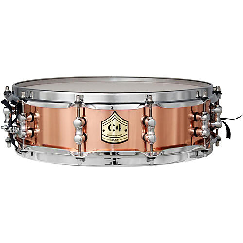 Crush Drums & Percussion C4 Series Die Cast Copper Snare Drum thumbnail