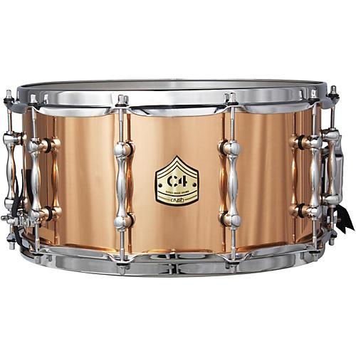 Crush Drums & Percussion C4 Series Die Cast Phosphor Bronze Snare Drum thumbnail
