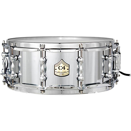 Crush Drums & Percussion C4 Series Die Cast Steel Snare Drum thumbnail