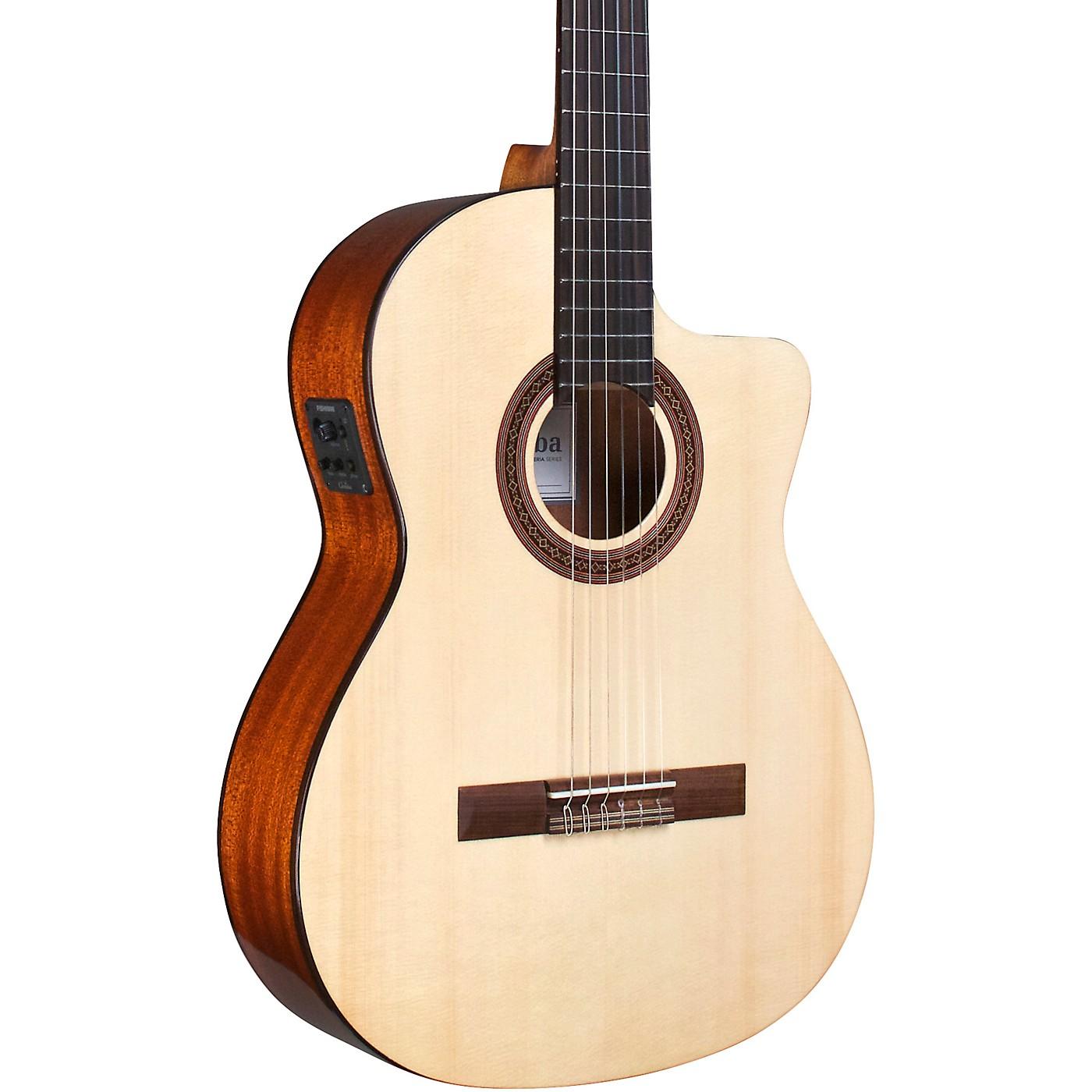 Cordoba C5-CE SP Classical Acoustic-Electric Guitar thumbnail