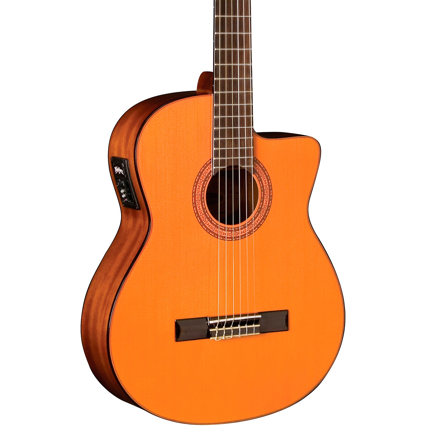 Washburn C5CE Classical Acoustic-Electric Guitar thumbnail