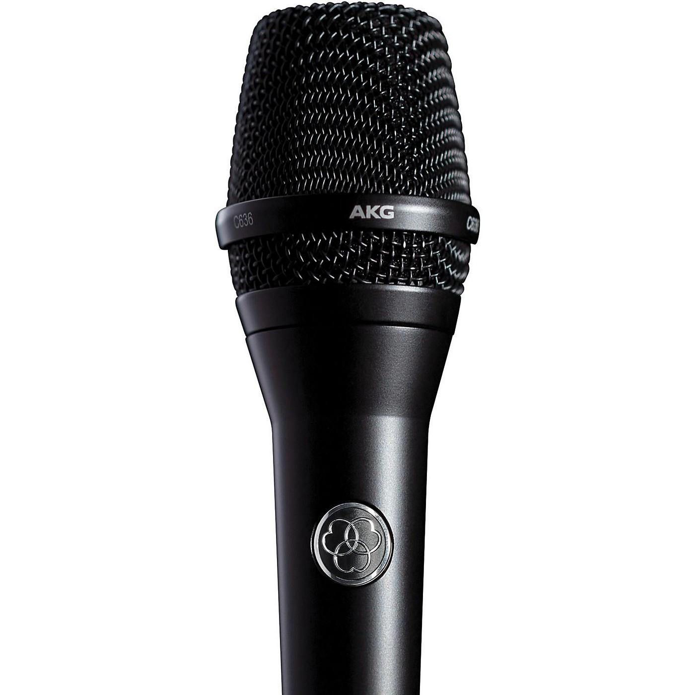 AKG C636 Handheld Vocal Microphone thumbnail