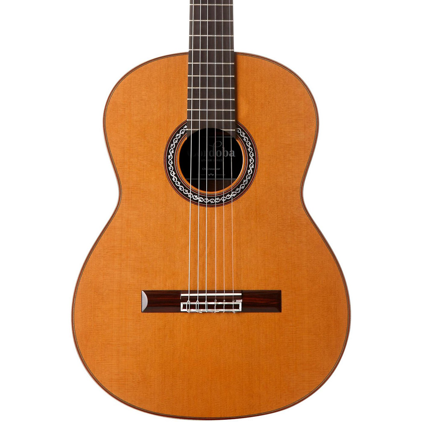 Cordoba C9 Crossover Nylon String Acoustic Guitar thumbnail
