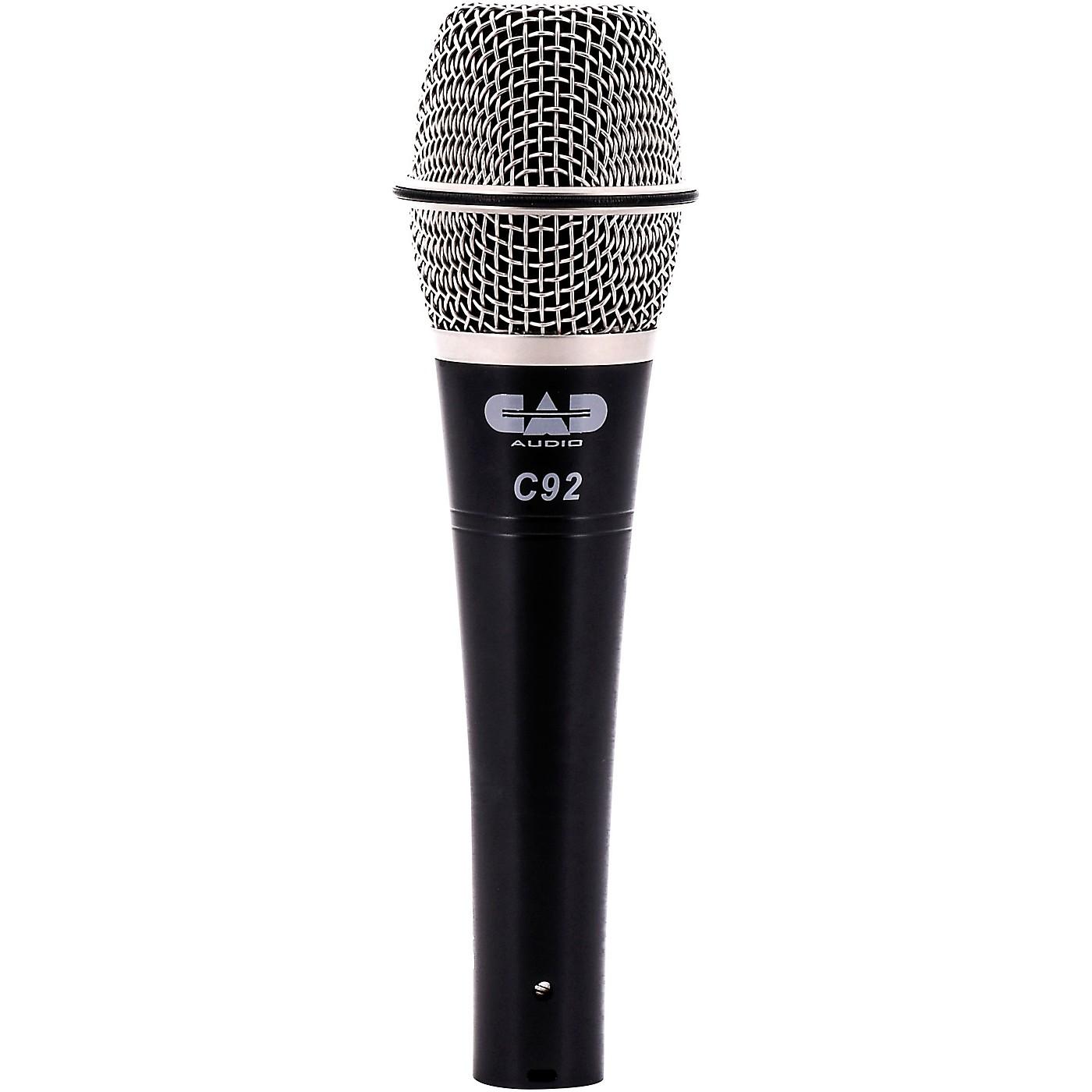 CAD C92 CADLive Premium Cardioid Condenser Handheld Microphone thumbnail