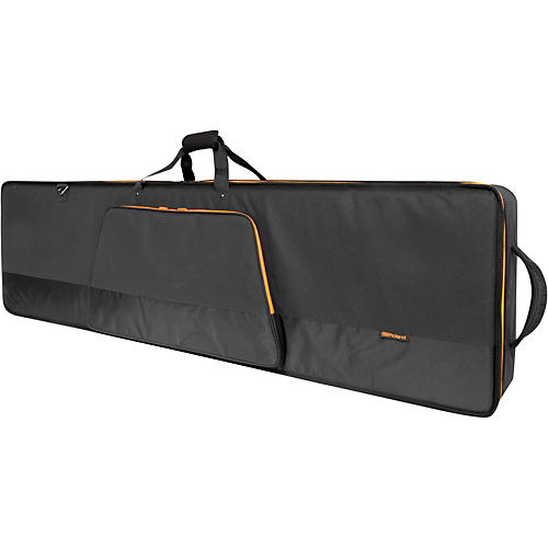Roland CB-G88L Gold Series Keyboard Bag with Wheels, Large, thumbnail