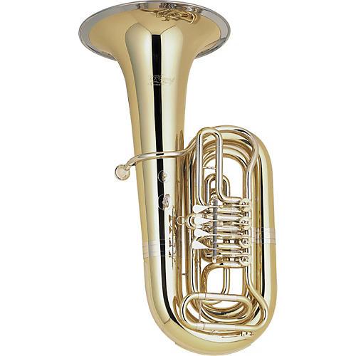Cerveny CBB 686-4PRX-O Series 4-Valve 4/4 BBb Tuba Instrument Only - Closeout thumbnail