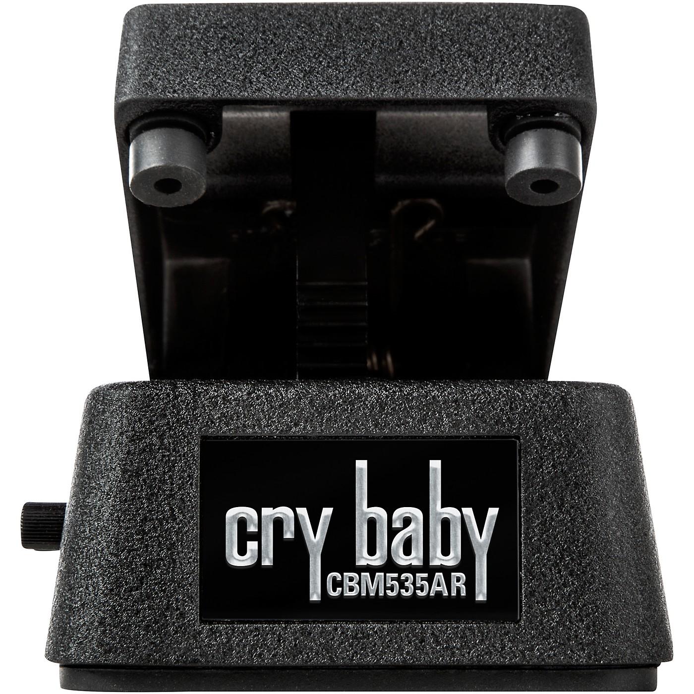 Dunlop CBM535AR Crybaby Q Mini 535Q Auto-Return WAH Pedal thumbnail