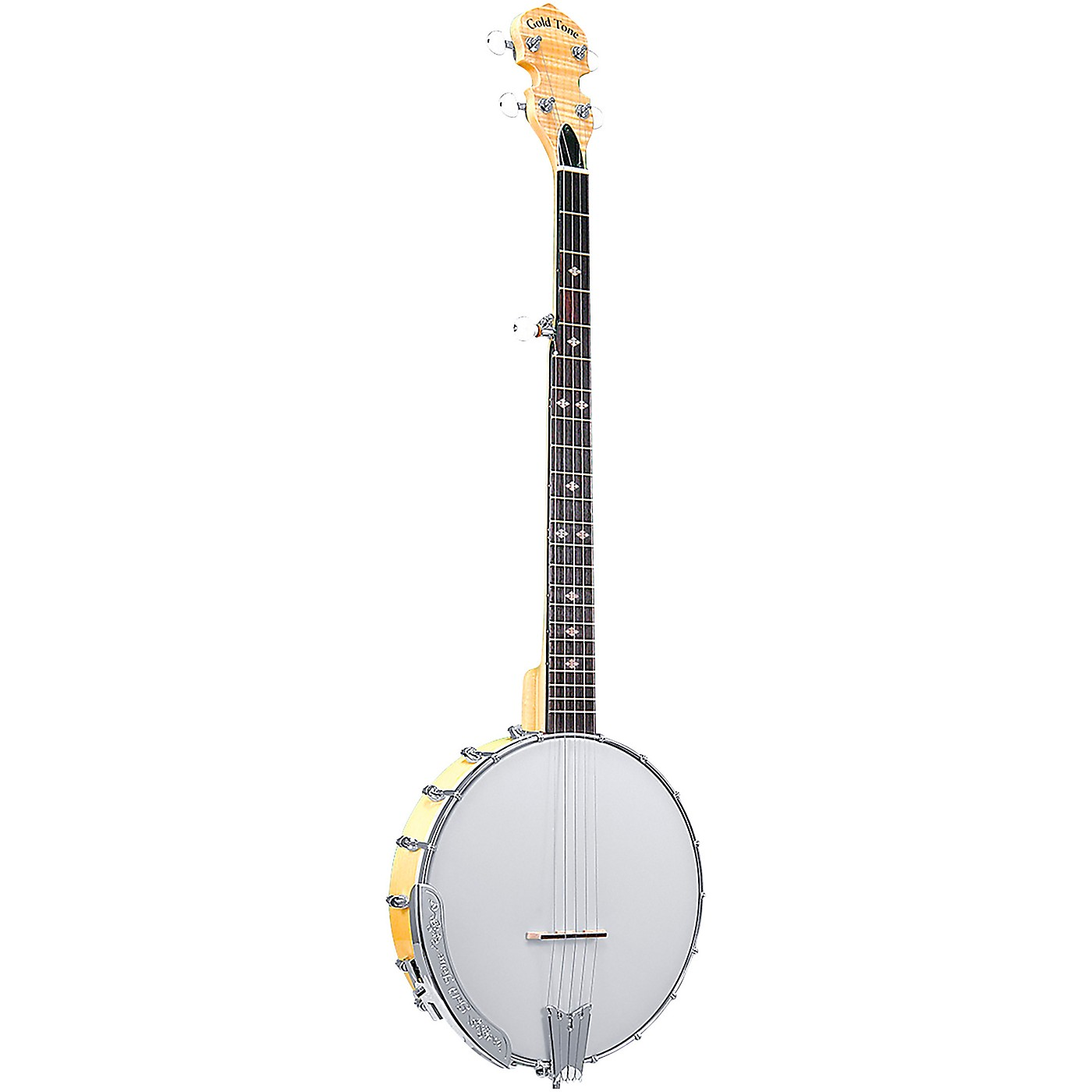Gold Tone CC-100/L Left-Handed Cripple Creek Open Back Banjo thumbnail