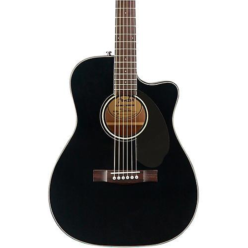 Fender CC-60SCE Concert Acoustic-Electric Guitar thumbnail
