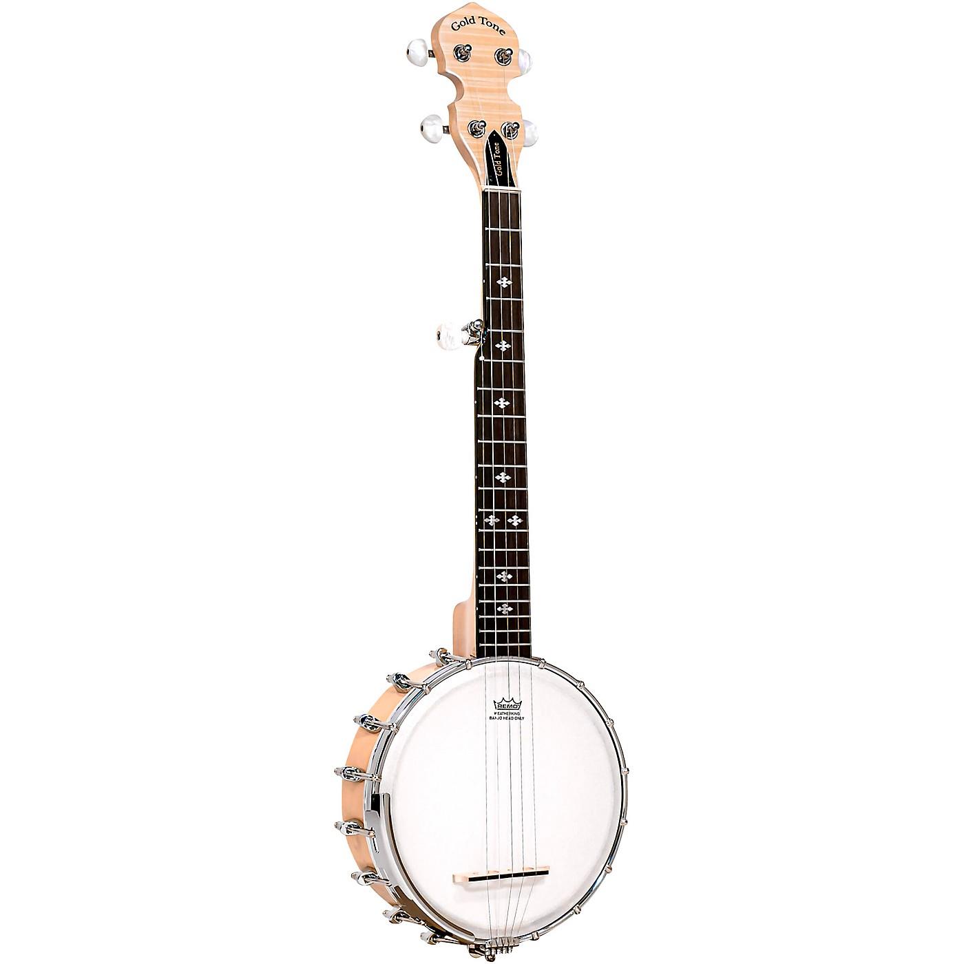 Gold Tone CC-Mini Cripple Creek Traveller Banjo thumbnail