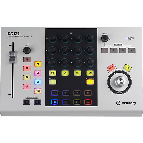 Steinberg CC121 Advanced Integration Controller thumbnail
