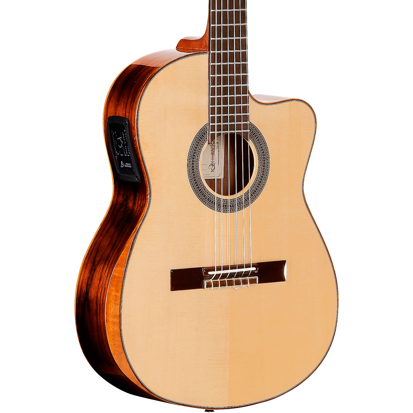 Alvarez CC7HCEAR Cadiz Classical Hybrid Acoustic-Electric Guitar thumbnail