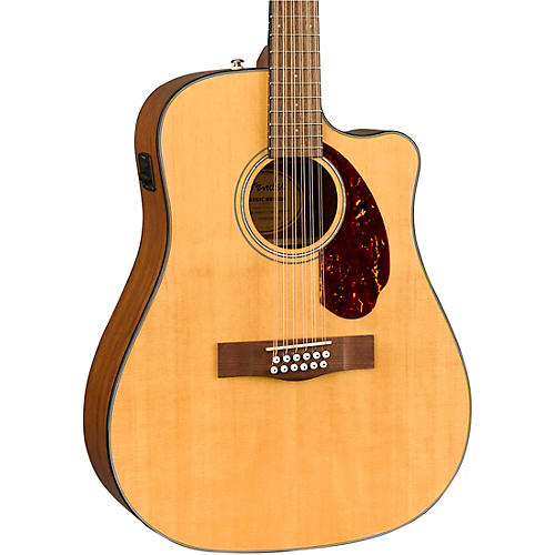 Fender CD-140SCE 12-String Dreadnought Acoustic-Electric Guitar thumbnail