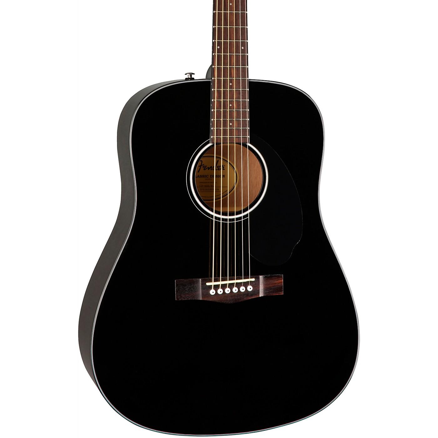 Fender CD-60S Dreadnought Acoustic Guitar thumbnail