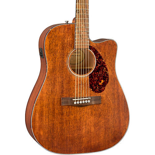Fender CD-60SCE All-Mahogany Limited Edition Acoustic-Electric Guitar thumbnail