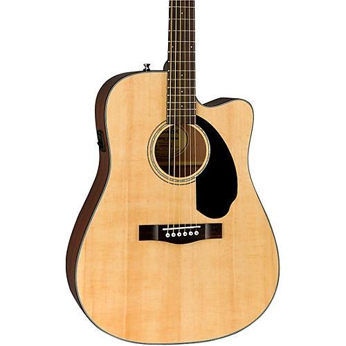 Fender CD-60SCE Dreadnought Acoustic-Electric Guitar thumbnail