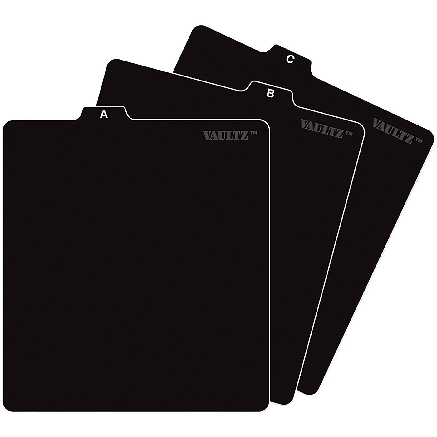 Vaultz CD File Folder Guides thumbnail