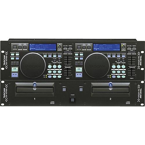 Tascam CD-X1700 Dual CD Player-thumbnail