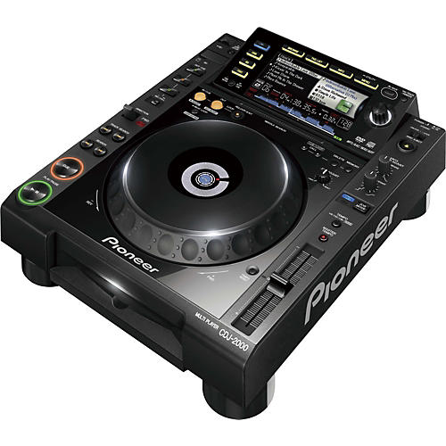 Pioneer CDJ-2000 - Professional Multi Player-thumbnail