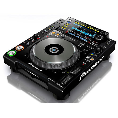 Pioneer CDJ-2000 Nexus Professional DJ Media Player-thumbnail