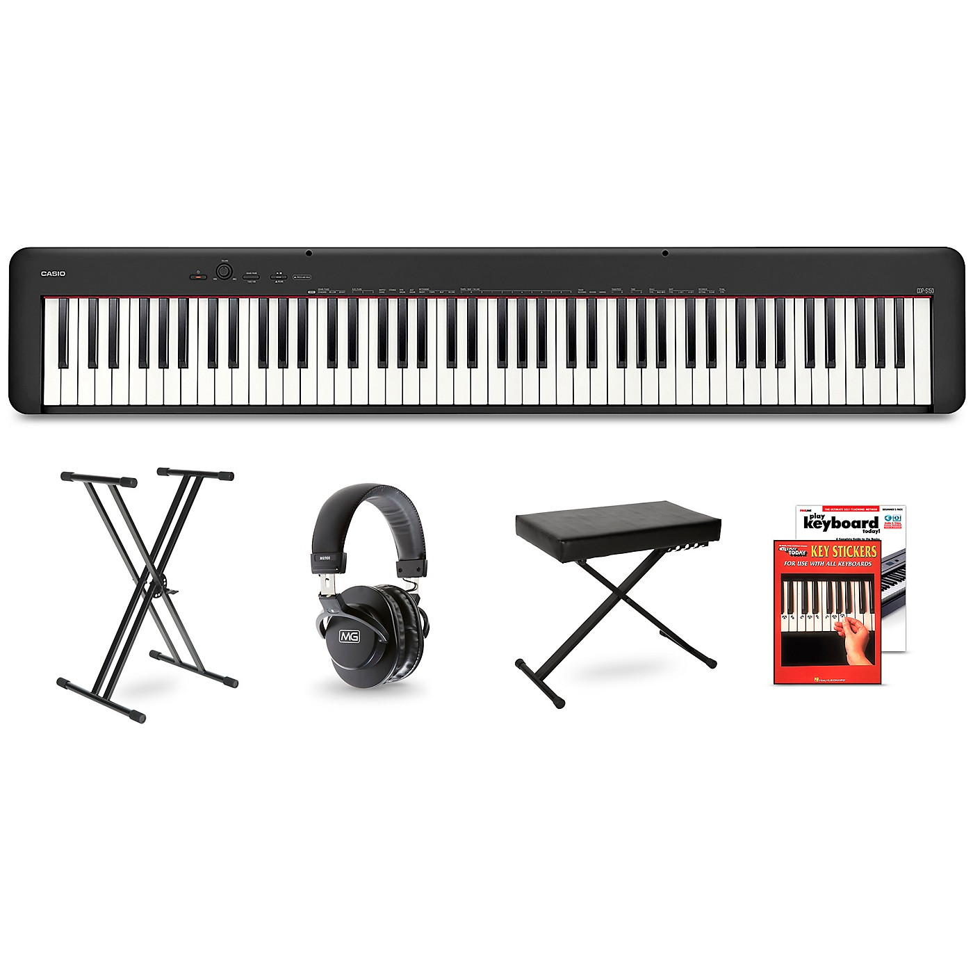 Casio CDP-S150 Digital Piano Package thumbnail