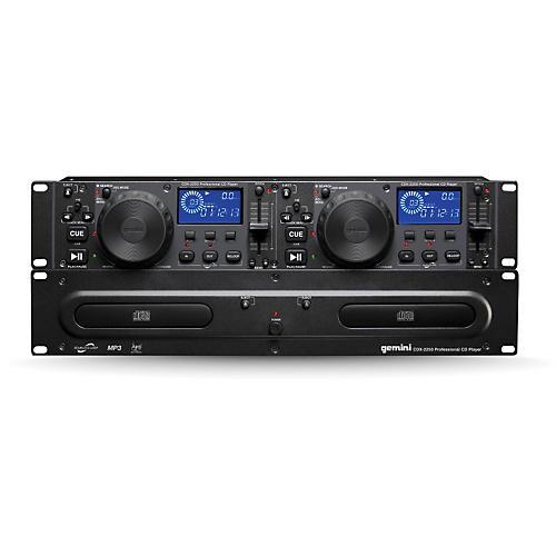 Gemini CDX-2250 2U Rackmount CD Player thumbnail