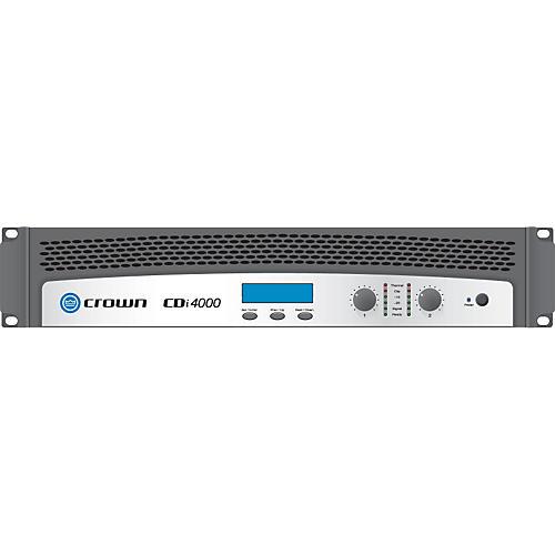 Crown CDi4000 Power Amp thumbnail