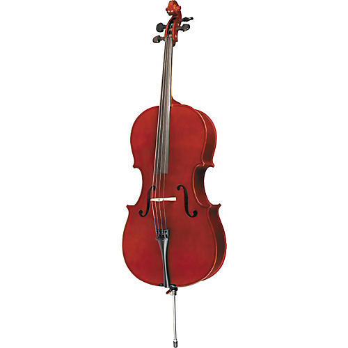 Glaesel CE30EC 3/4 Size Cello Outfit-thumbnail