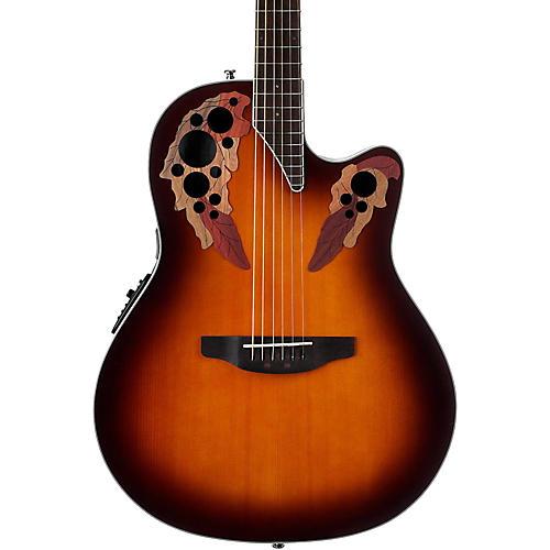 Ovation CE48 Celebrity Elite Acoustic-Electric Guitar thumbnail