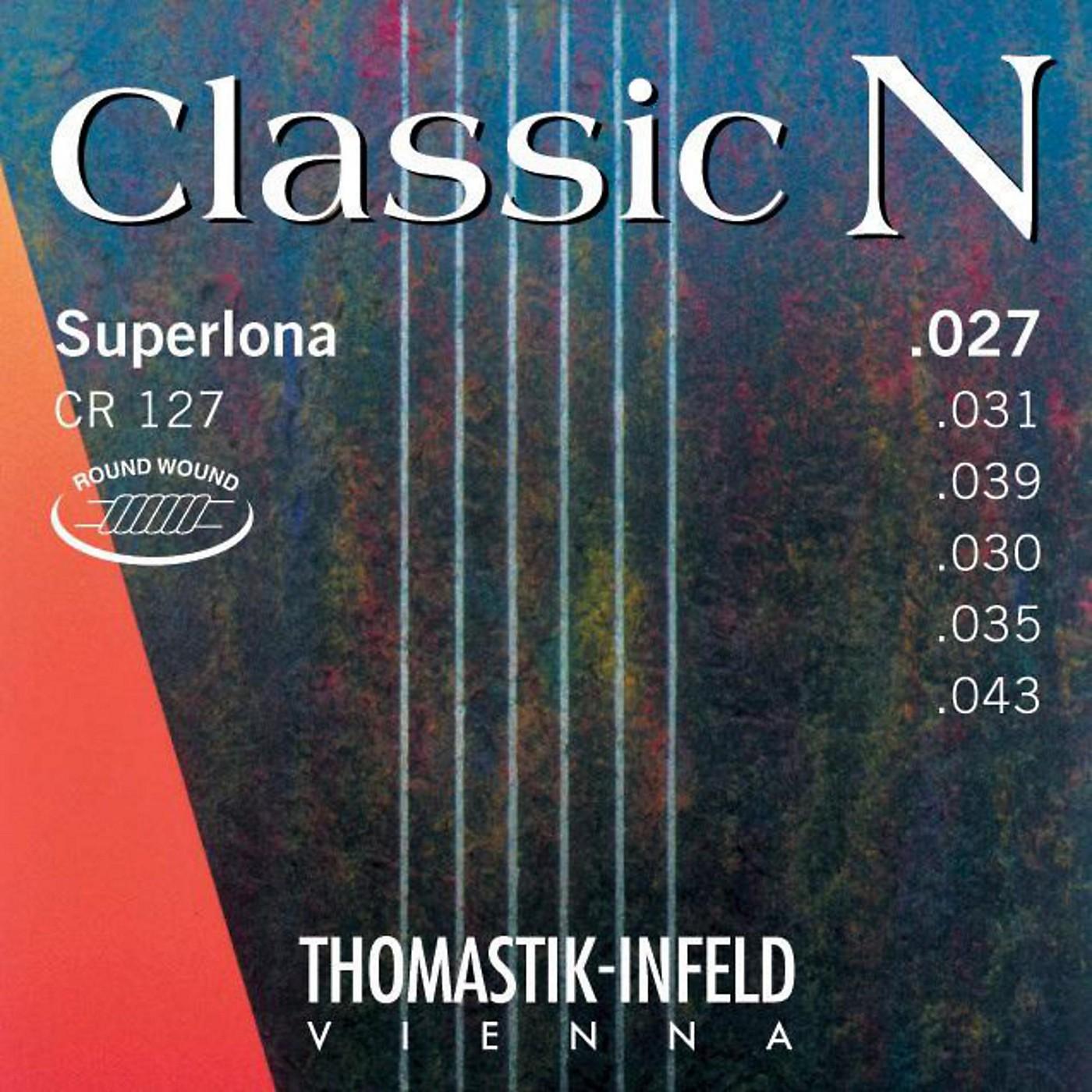 Thomastik CF127 N Series Nylon Guitar Strings - Normal Tension thumbnail