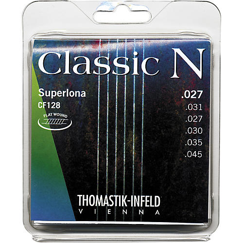 Thomastik CF128 N Series Nylon Strings - Light Tension thumbnail