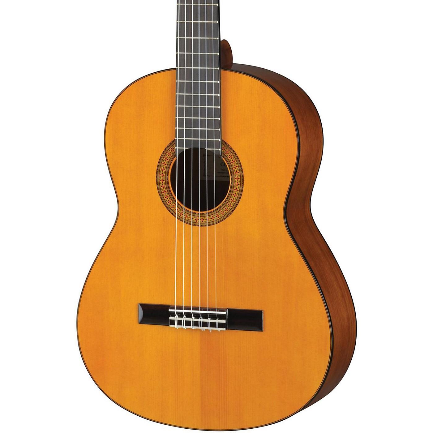 Yamaha CG102 Classical Guitar thumbnail
