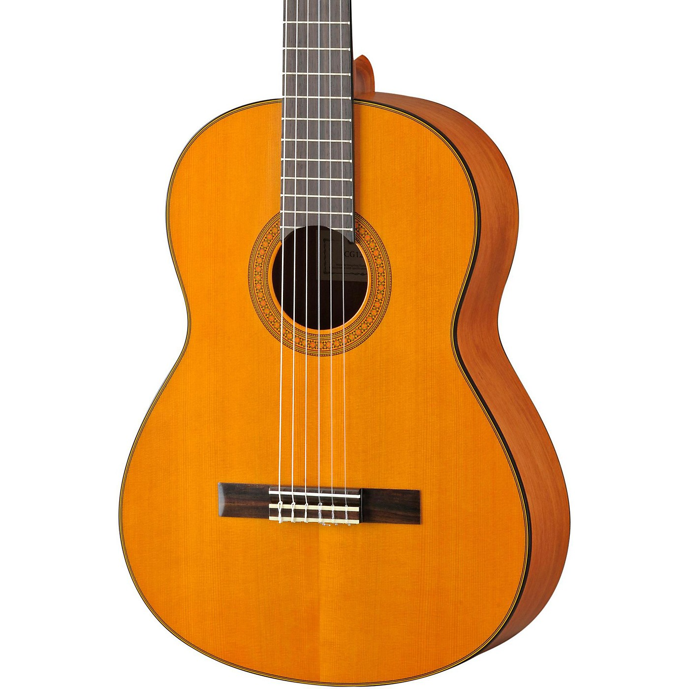 Yamaha CG122 Classical Guitar thumbnail