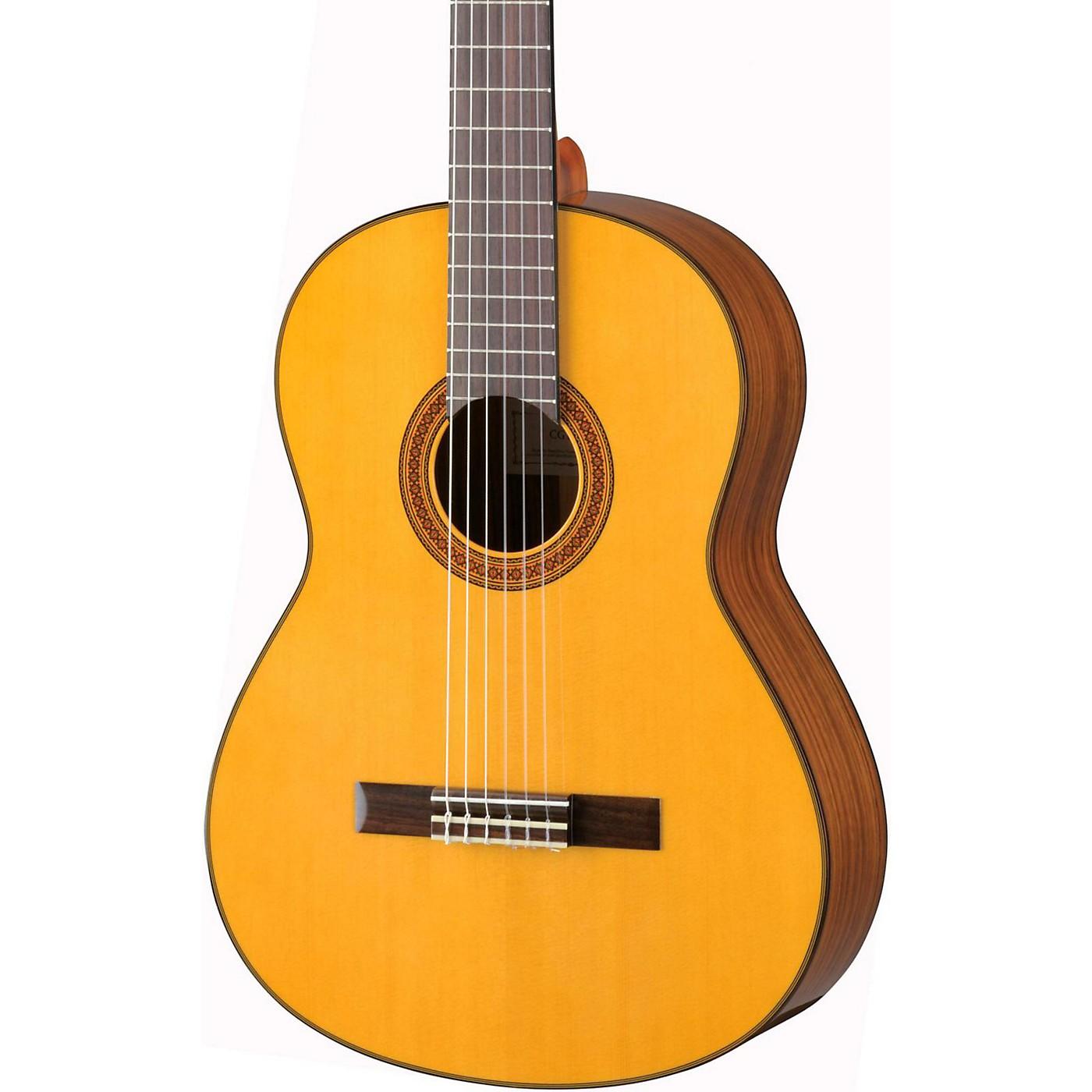 Yamaha CG162S Spruce Top Classical Guitar thumbnail