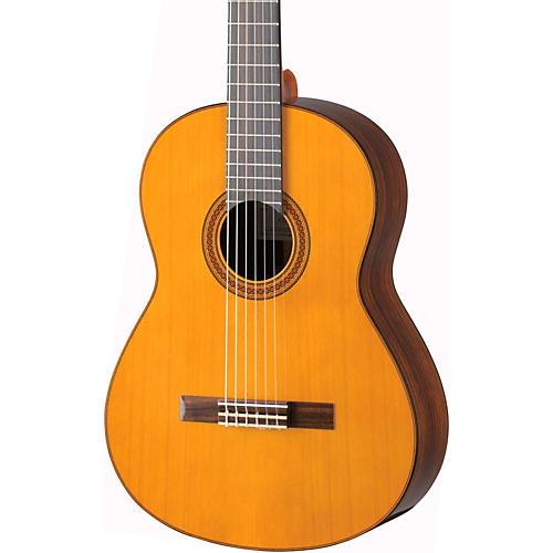Yamaha CG182C Cedar Top Classical Guitar thumbnail