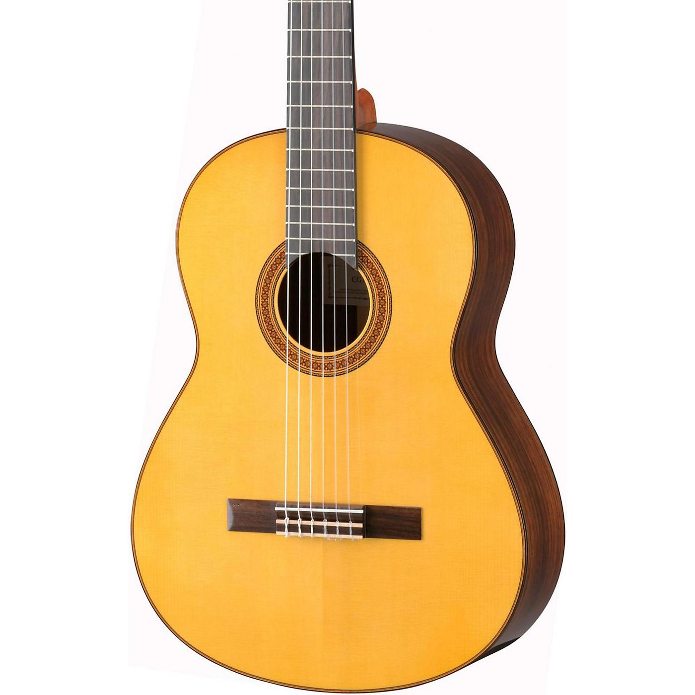 Yamaha CG182S Spruce Top Classical Guitar thumbnail