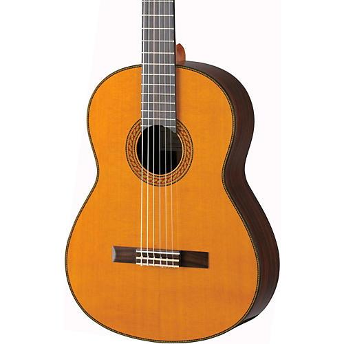 Yamaha CG192C Cedar Top Classical Guitar thumbnail