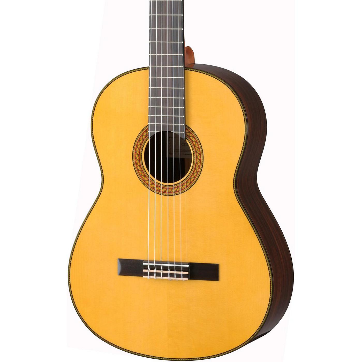 Yamaha CG192S Spruce Top Classical Guitar thumbnail