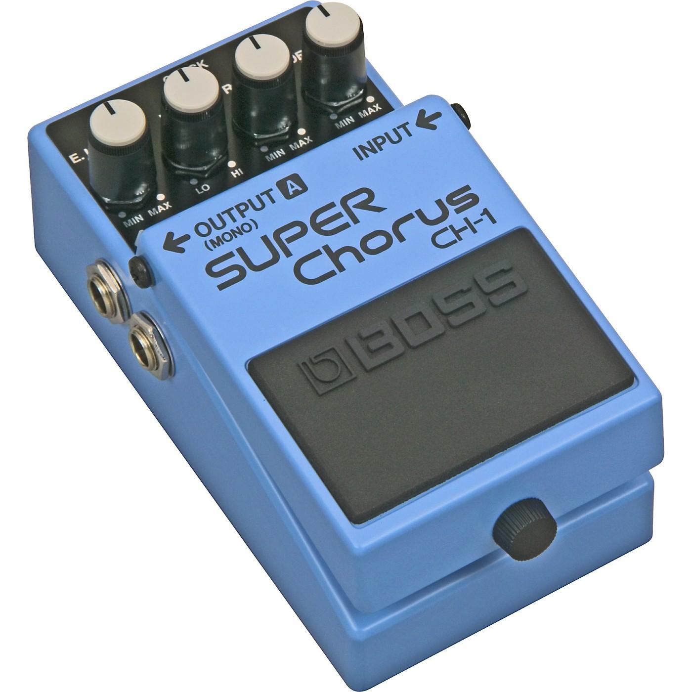 Boss CH-1 Super Chorus Pedal thumbnail