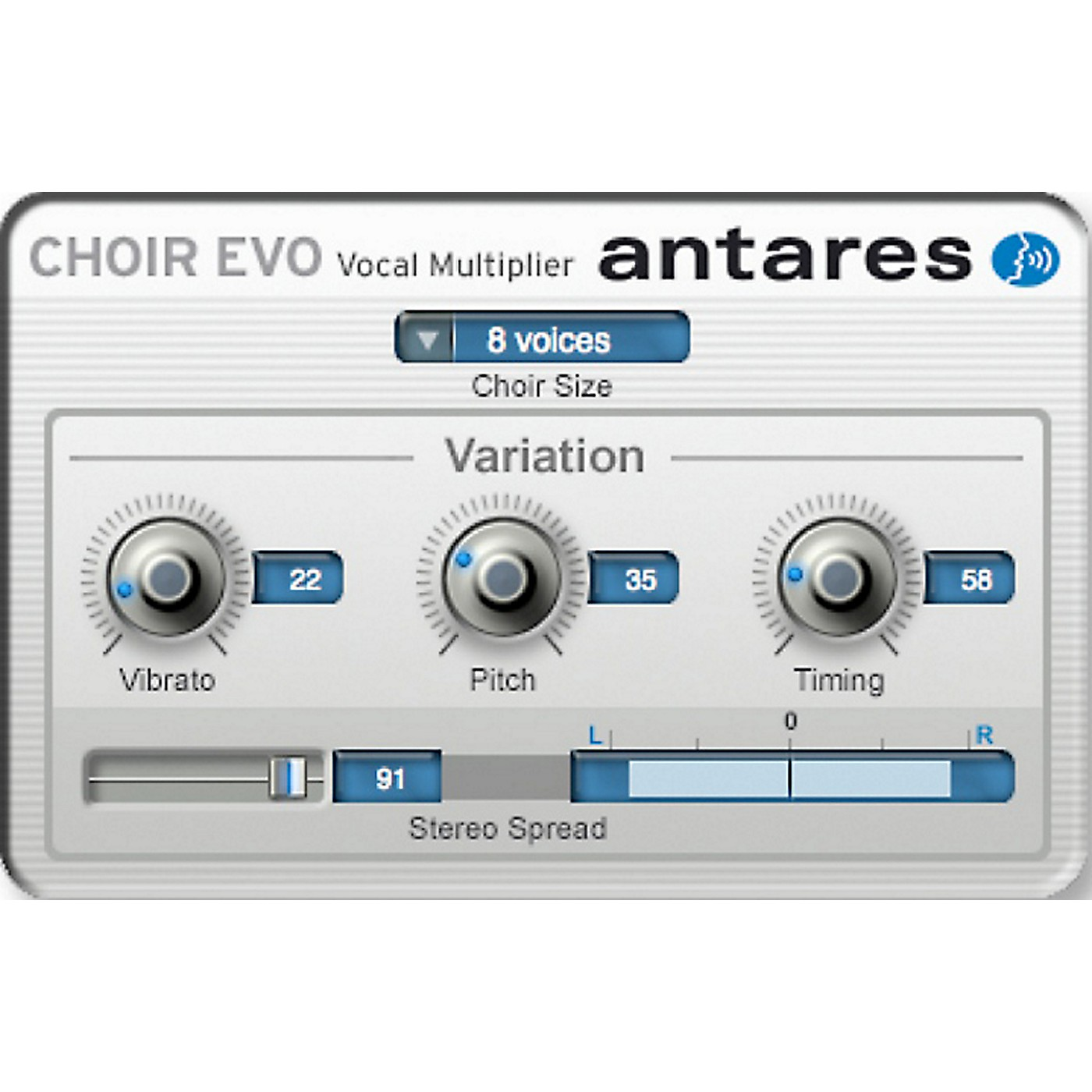 Antares CHOIR Evo (VST/ AU/ RTAS) Software Download thumbnail
