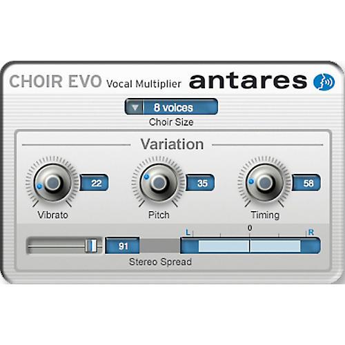 Antares CHOIR Evo (VST/ AU/ RTAS) Software Download thumbnail