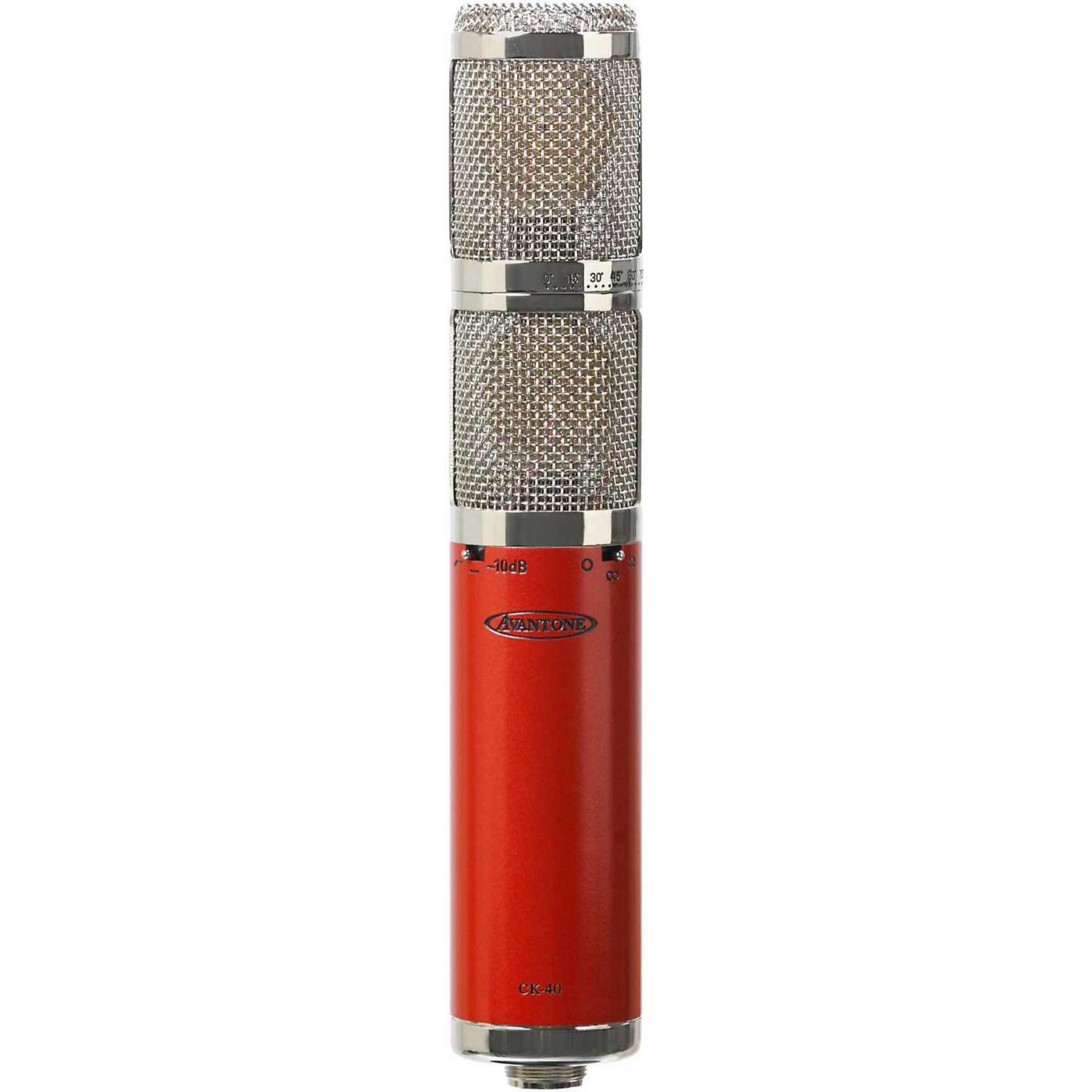 Avantone CK-40 FET Stereo Multi-Pattern Microphone thumbnail