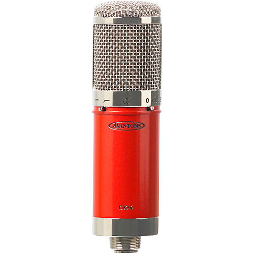 Avantone CK6 Classic Large Diaphragm Cardioid FET Microphone thumbnail