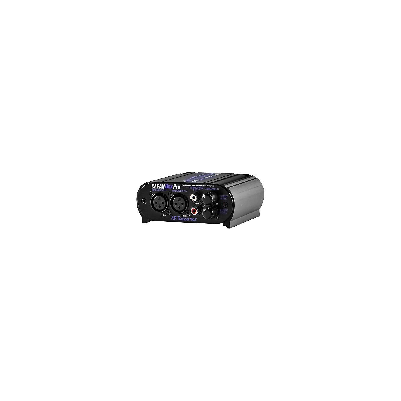 Art CLEANBoxPro Dual-Channel Level Converter thumbnail