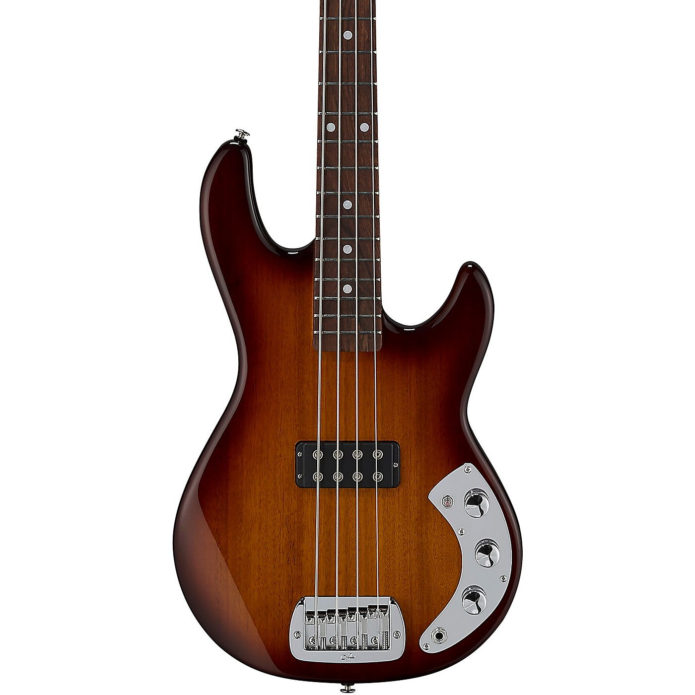 G&L CLF Research L-1000 Electric Bass Caribbean Rosewood Fingerboard thumbnail