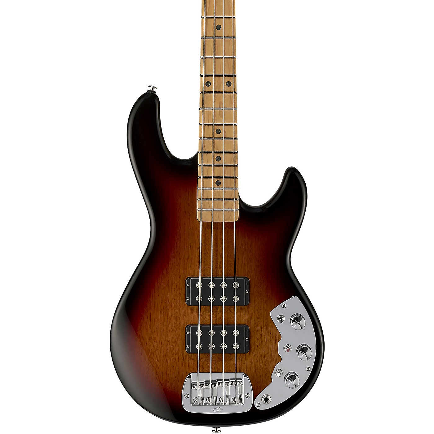 G&L CLF Research L-2000 Maple Fingerboard Electric Bass thumbnail