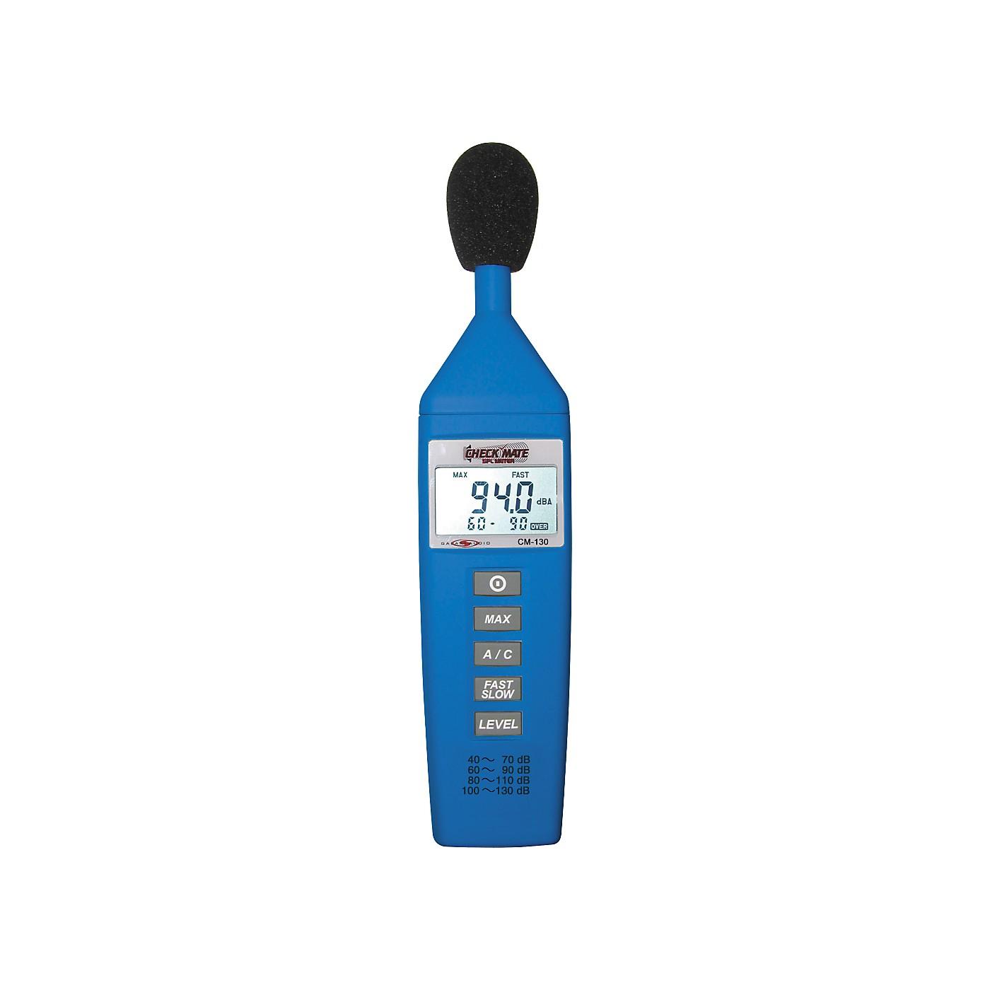 Galaxy Audio CM-130 Check Mate SPL Meter thumbnail