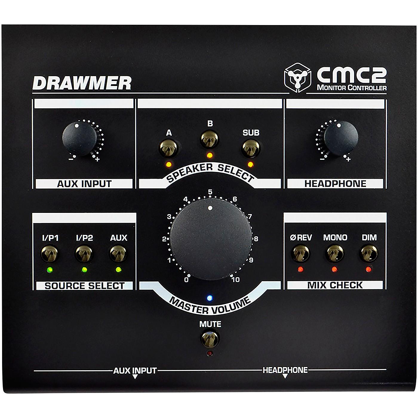 Drawmer CMC2 Compact Monitor Controller thumbnail