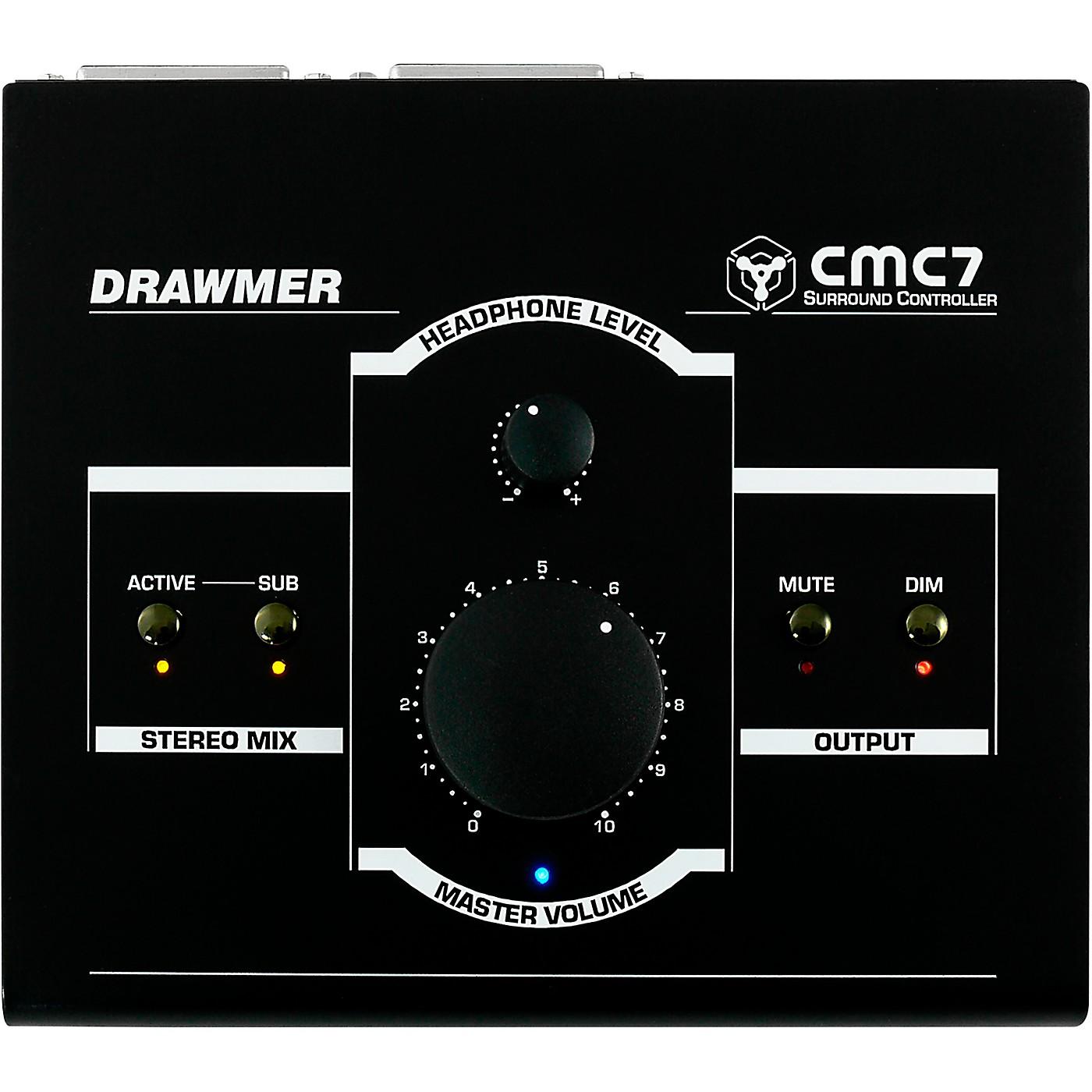 Drawmer CMC7 Surround Monitor Controller thumbnail